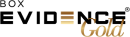 box_evidence_gold_logo